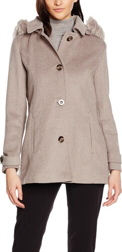 taille Breal Fr 46 Manteau Beige Gecomfy Femme Fabricant RRvTX