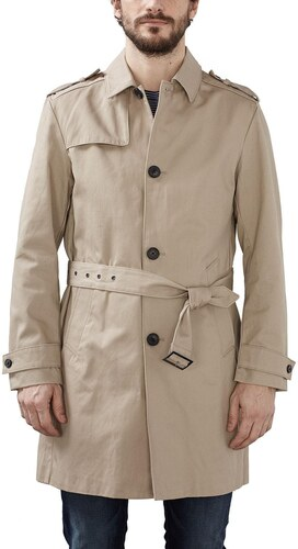 taille Beige Large 027ee2g031 X Fabricant Trench Homme Esprit Coat 52 qx0wOIx7