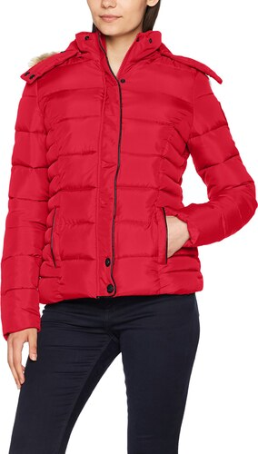 Small Kaporal Femme Blouson Red Rouge Buffy Fabricant Taille FwqTwX