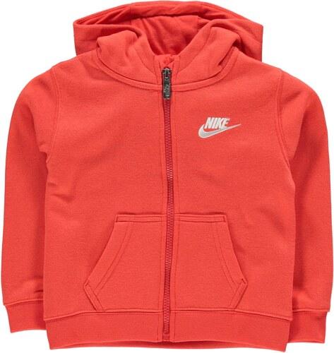 Nike Full Zip Club Fleece Chlapecká mikina - Glami.sk b5c4baef9b5