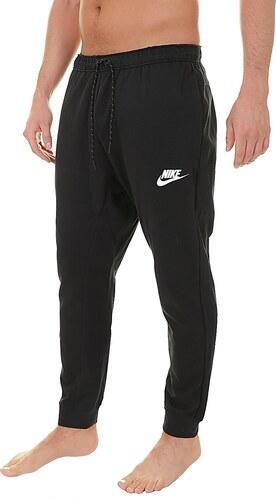 e310e2f9f582a tepláky Nike Sportswear Jogger AV15 - 010/Black/Black/White - Glami.cz
