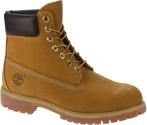 boty Timberland Icon 6 Premium Boot - 10061 Wheat Nubuck - Glami.cz f571b48723