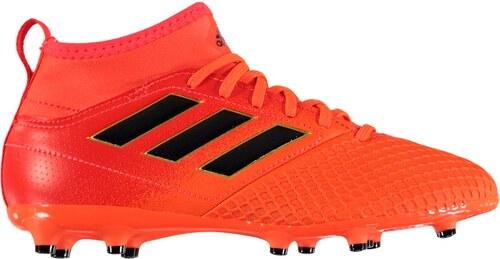 online store 5559a 57139 Nové adidas Ace 17.3 Mesh FG Childrens Football Boots SolOrange Black