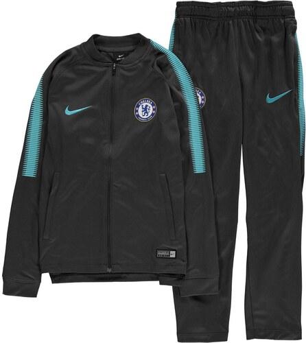 baf5b2d75b2f2 Detská tepláková súprava Nike Chelsea Football Club Squad Tracksuit Junior  Boys