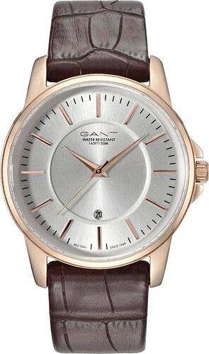 Pánské elegantní hodinky Gant Barva  hnědá - Glami.cz c65c60100de