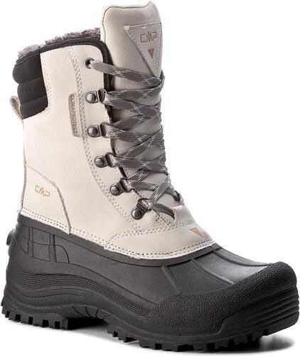 4aa81553f4 Snehule CMP - Kinos Wmn Snow Boots Wp 3Q48866 Rock A121 - Glami.sk