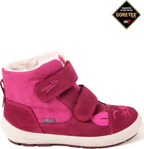 8b0565ba70c SUPERFIT Dětské zimní boty Gore-tex Superfit 1-00315-67 - Glami.cz