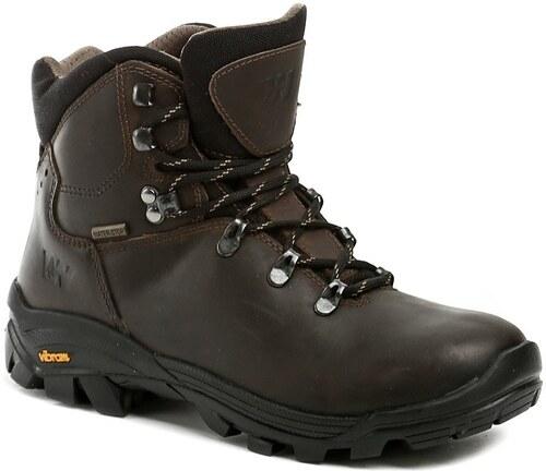 445c4573c Weinbrenner W2271z41 hnědé dámské trekingové boty - Glami.sk