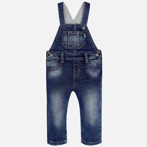4f400623e2b9 MAYORAL chlapčenské nohavice na traky 2651-005 denim - Glami.sk