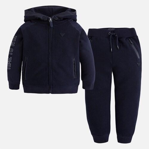 MAYORAL tepláková súprava 4807-009 dark blue - Glami.sk 45ddeb1e513