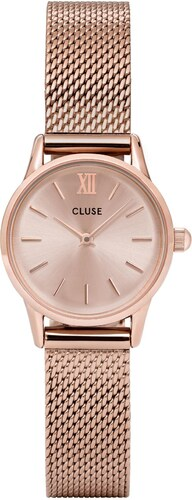 Hodinky Cluse La Vedette Mesh Full Rose Gold - Glami.cz 20cebd6b8f