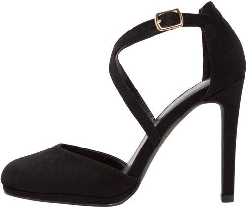 New Look TENT - Escarpins à talons hauts noir LTzjofES