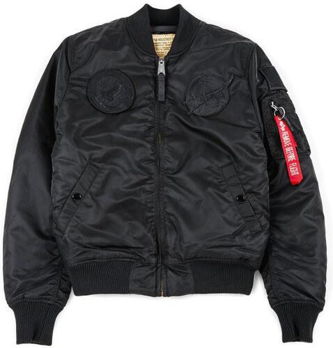 3557e459cb Alpha Industries MA-1 Vf Nasa 166107 404 férfi kabát - Glami.hu