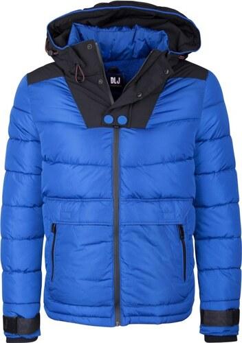 Dry Laundry Pánska zimná bunda 90500011 blau - Glami.sk 7859de4521b