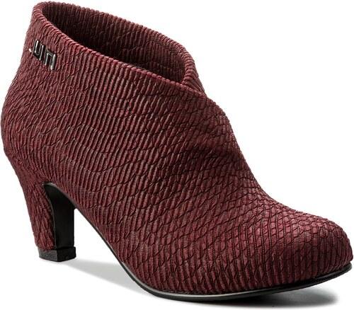 Magasított cipő UNITED NUDE - Fold Mid 1002733111 Burgundy - Glami.hu e2c8c25fdb