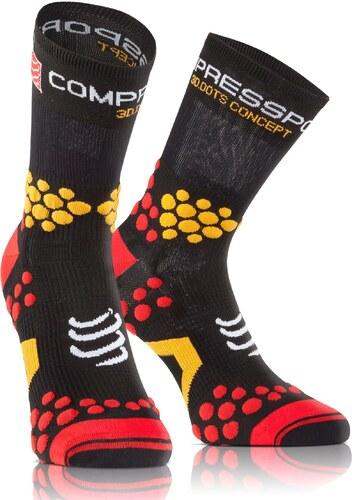 Běžecké trailové ponožky Compressport Trail High Socks V2.1 - Glami.cz f0edb18d68
