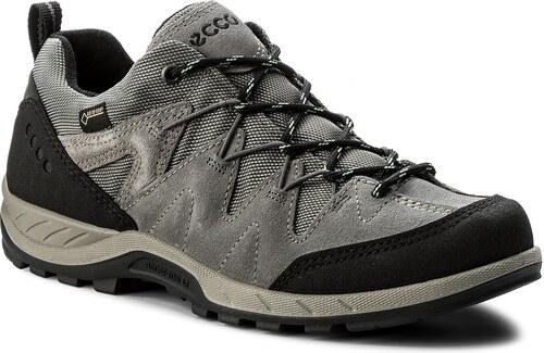 Trekingová obuv ECCO - Yura GORE-TEX 84066352570 Sivá - Glami.sk 305e1f3247d