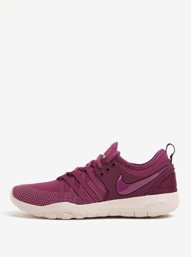 Fialové dámske tenisky Nike Free TR 7 - Glami.sk 796c27191cb