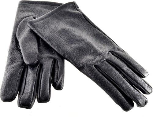 Napa Dobříš Pánské kožené rukavice - černé Napa - Glami.cz 75ebaf10f0
