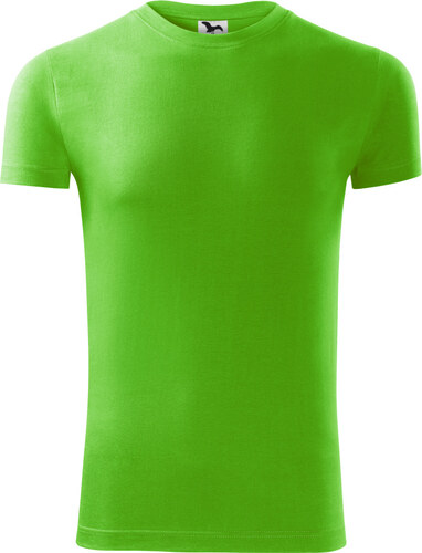 0eed3b0a6149 ADLER REPLAY pánske tričko 14392 zelené jablko S - Glami.sk