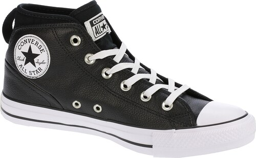 95b74f40bed boty Converse Chuck Taylor All Star Syde Street Mid - 157537 Black Black