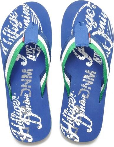 ce78c84a865e3 Tommy Hilfiger férfi Flip-flop és strandpapucs - Glami.hu