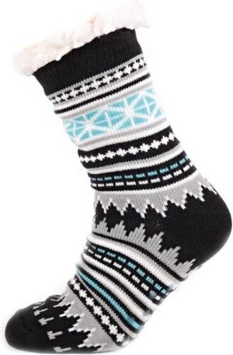 Dámské domácí zimní ponožky A4d CB 35-38 - Glami.cz dbdaaa80e6