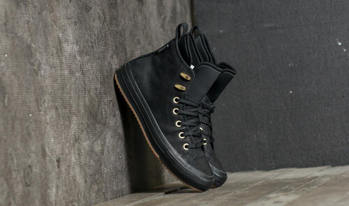 9b8a9369205 Converse Chuck Taylor All Star WP Boot Hi Black  Black  Brass - Glami.cz