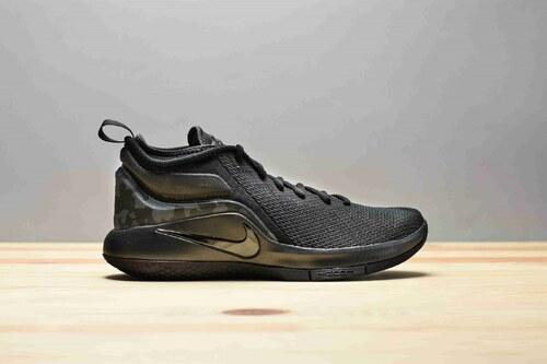 Pánské Basketbalové boty Nike LEBRON WITNESS II BLACK BLACK-ANTHRACITE-BLACK c959b35e1b