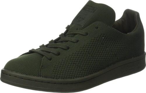 official photos 43b69 ede4e Adidas Stan Smith Prime Knit, Baskets Hommes, Vert Night Cargo, 41 13 EU