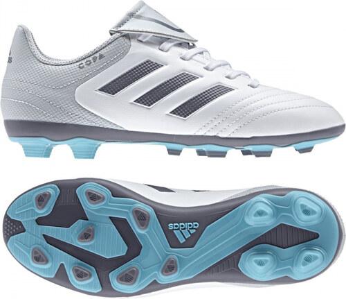 9b75ccf5a7 Chlapecké kopačky lisovky adidas Performance Copa 17.4 FxG J (Šedá   Bílá)