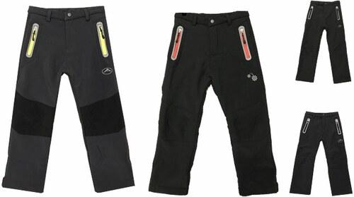 Softshellové kalhoty dětské střed KUGO S8105 - Glami.cz 19d49cc180