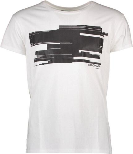 c992572e4872 Man T-shirt Guess Marciano - XL   Bílá - Glami.cz