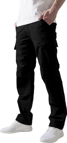 f5f6a9935ec3 Pánske kapsáčové nohavice URBAN CLASSICS Camouflage Cargo Pants black