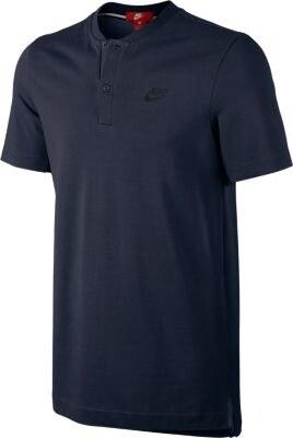 af3bbd28fce1 Nike M Nsw Gsp Polo Ss Knt modrá L - Glami.sk