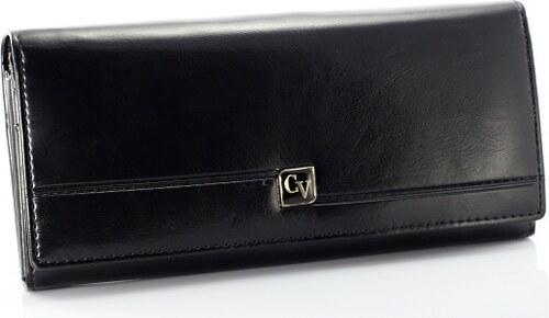 Dámska kožená Peňaženka Cavaldi P24-1 - čierna - Glami.sk a570e8d3e46