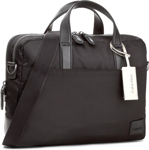 1232773191 Laptoptáska CALVIN KLEIN - Ease Laptop Bag Extr K50K503470 001 ...