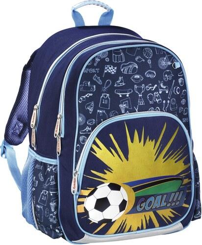 77fbedf070 Hama Školská taška pre prváčikov Futbal - Glami.sk