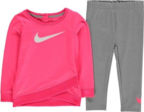 f92729098f17 Detské oblečenie Nike Tunic Swoosh Set Baby Girls - Glami.sk