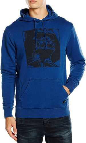 Pepe Jeans pánská modrá mikina Darth Vader - Glami.cz f4e3181d7e