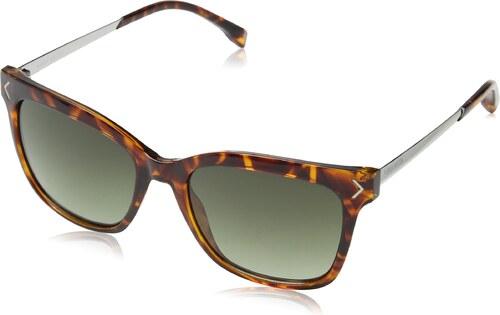 Karen Millen Sunglasses Damen Sonnenbrille Km500920454, Violett (Burgundy), 54