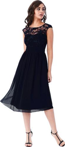 City Goddess CG koktejlové šaty black - Glami.cz e78860f8e9c