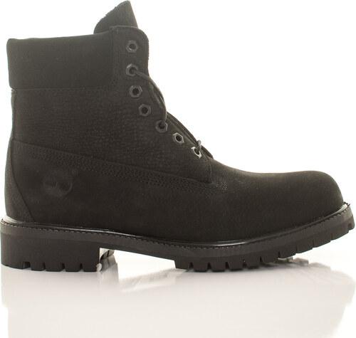 Pánske vodeodolné čierne zimné topánky Timberland 6-Inch Icon - Glami.sk 590f363ced8