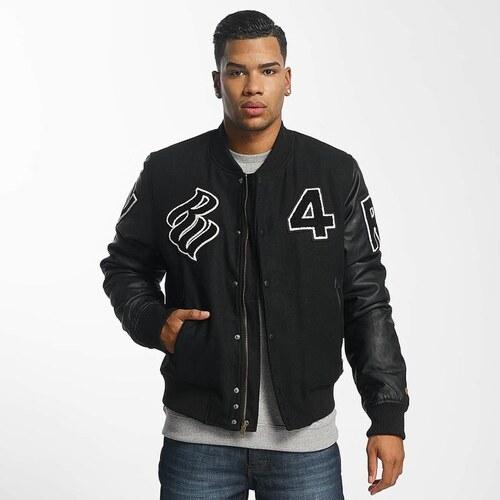 Rocawear   College Jacket Retro Sport in black - Glami.sk edaf4f72070
