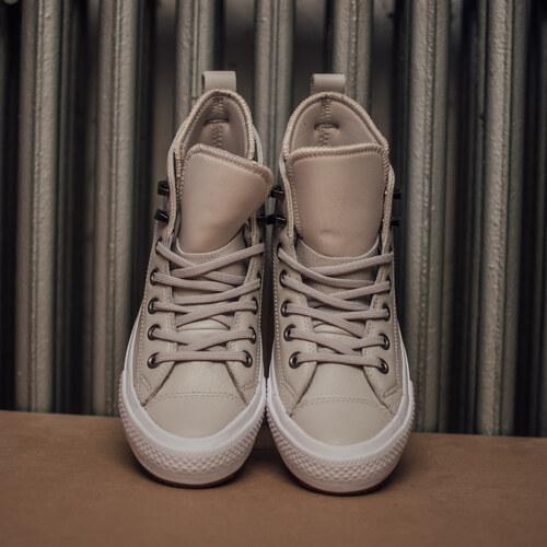801782763f58 Dámske Biele Kotníkové Tenisky Converse Chuck Taylor Wp - Glami.sk