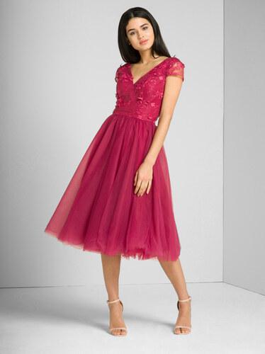 5ef733bde6b Společenské šaty Chichi London Madeleine
