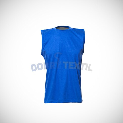 5e249e770645 Promo Textile Pánske tričko bez rukávov - Glami.sk