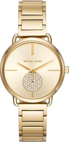 4f740987fd Dámské hodinky zlaté barvy Michael Kors - Glami.cz