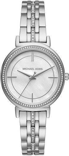 Dámske hodinky striebornej farby Michael Kors - Glami.sk 214caf0d158