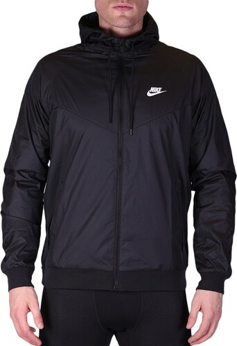 33d5170a0a Nike M Windrunner férfi kapucnis cipzáras pulóver - Glami.hu